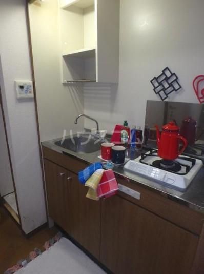 シンシア田園調布 502号室のキッチン
