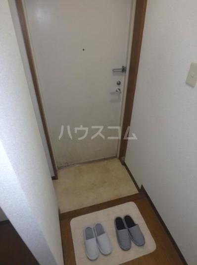 シンシア田園調布 502号室の玄関