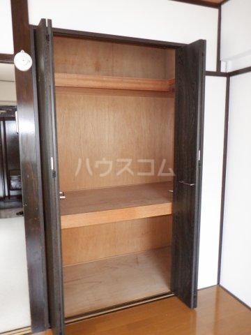 岡本マンション 303号室の収納