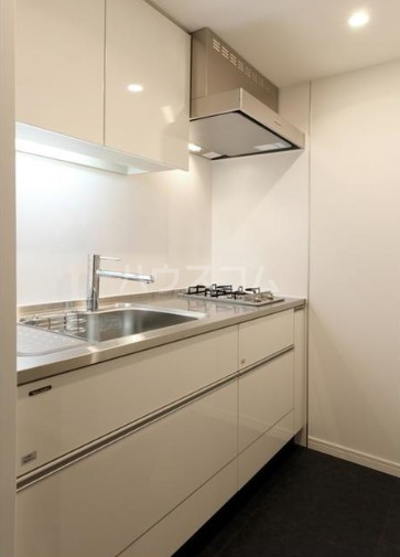MODERNO 403号室のキッチン