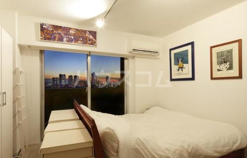 MODERNO 403号室のベッドルーム