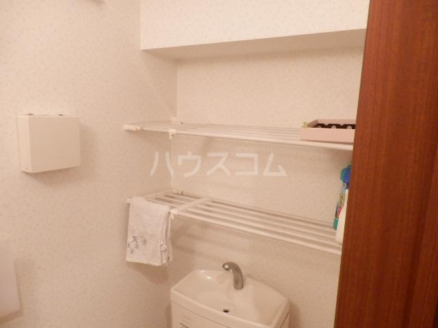 大森南住宅 3号室の設備