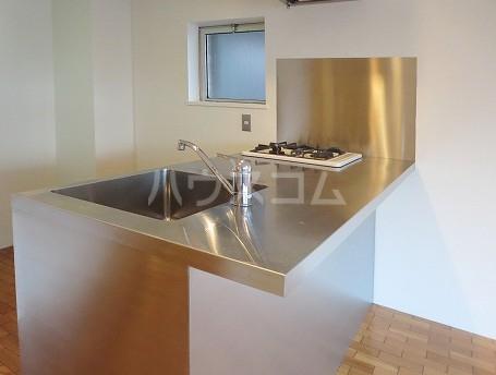 コペル田園 101号室のキッチン