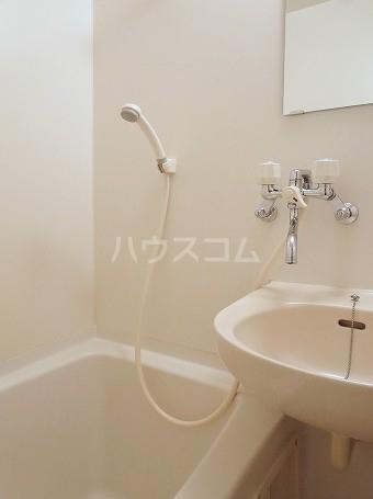 コペル田園 101号室の風呂