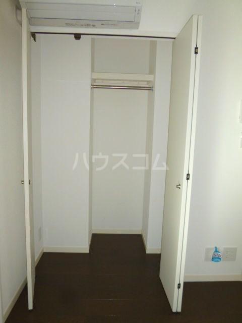 ソレアード桜坂 101号室の収納