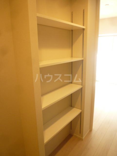 ラクラス蒲田 701号室の収納