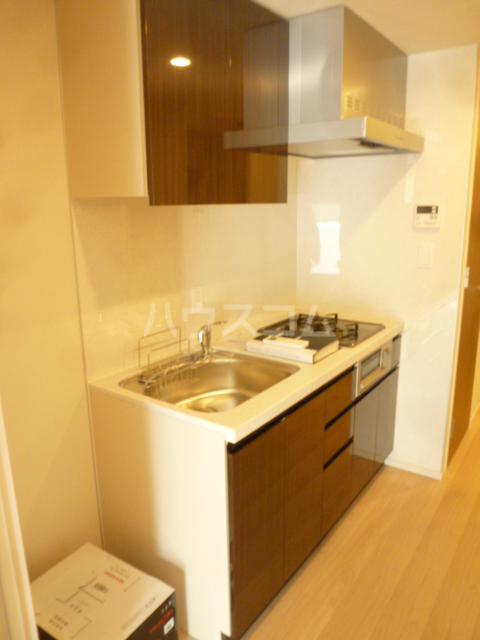 ラクラス蒲田 701号室のキッチン