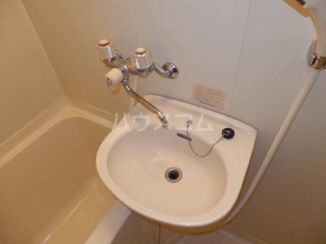 コスモハイツ極楽 105号室の洗面所