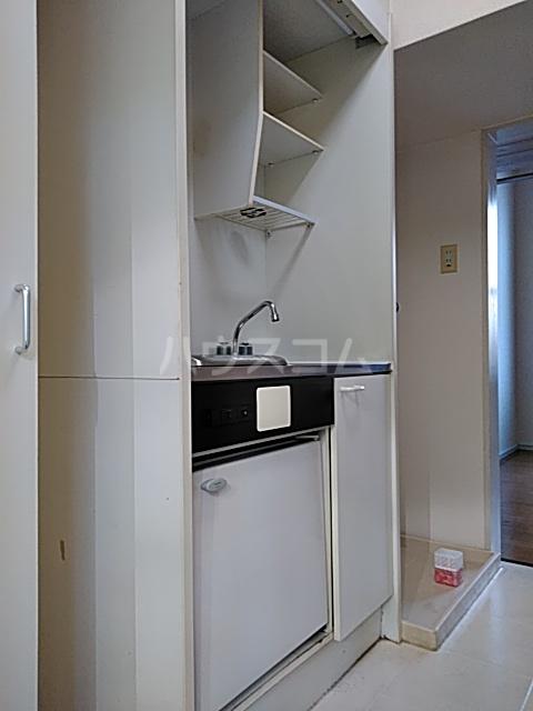 ハイツ極楽Ⅲ 104号室のキッチン