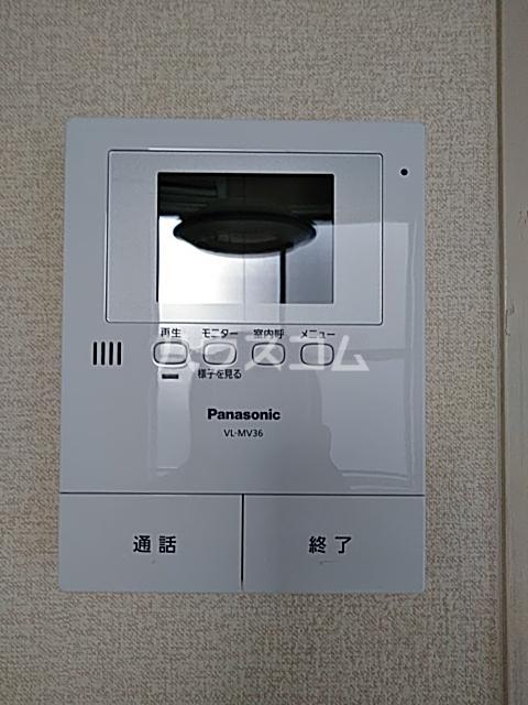 ハイツ極楽Ⅲ 104号室のセキュリティ