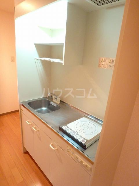 アビターレ K 301号室のキッチン