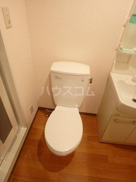 アビターレ K 301号室のトイレ