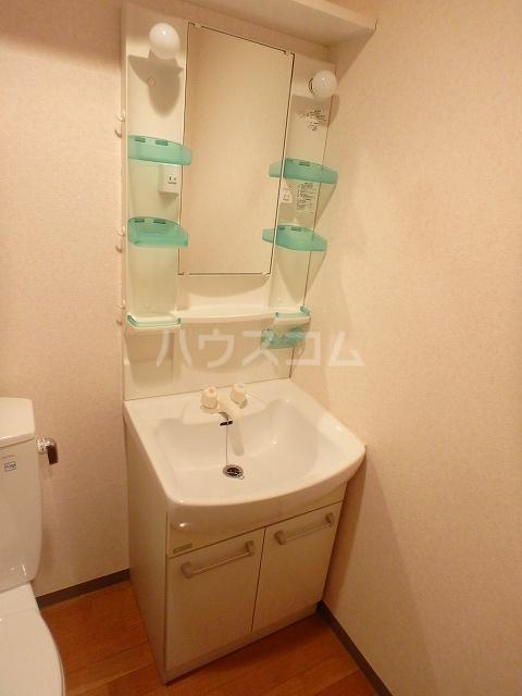 アビターレ K 301号室の洗面所