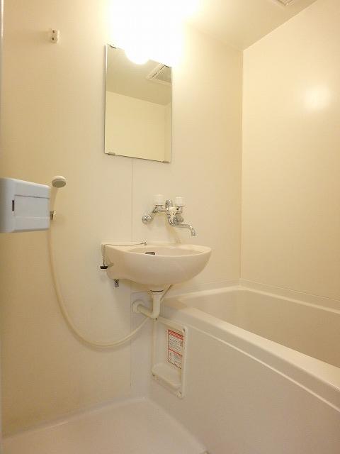 グランデ中通り 206号室の風呂
