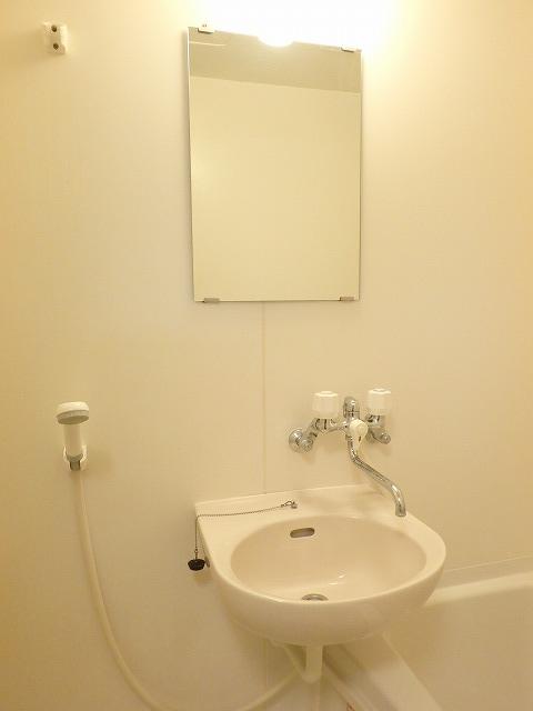グランデ中通り 206号室の洗面所