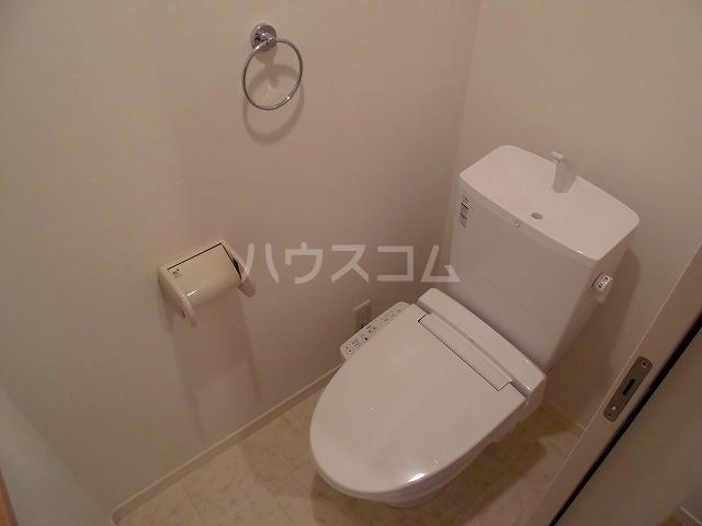 チェルシーB 101号室のトイレ