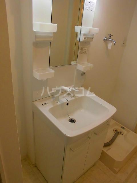 チェルシーB 101号室の洗面所