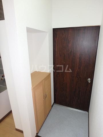 リモーネ町田 201号室の玄関