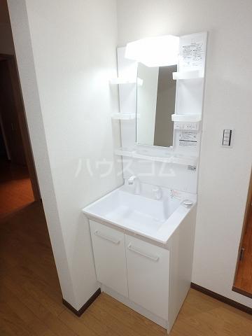リモーネ町田 201号室の洗面所