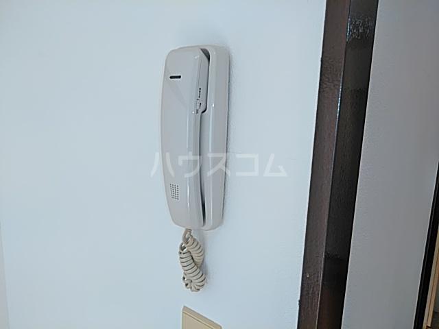パレス日吉 103号室のセキュリティ