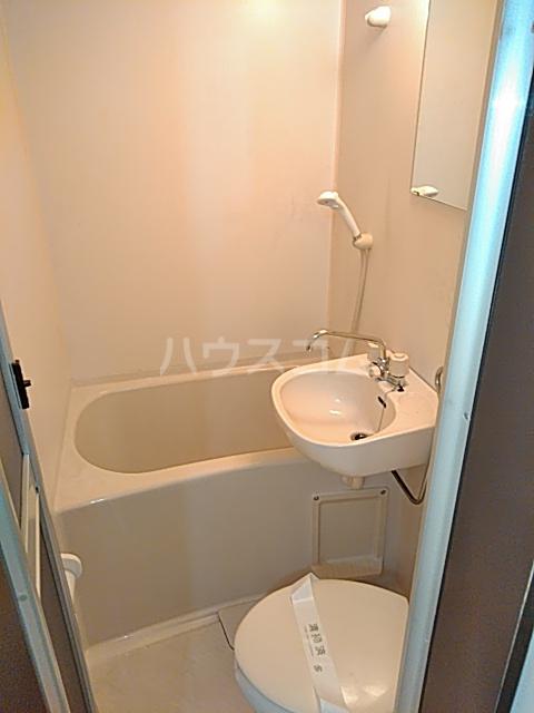 パレス日吉 103号室の風呂