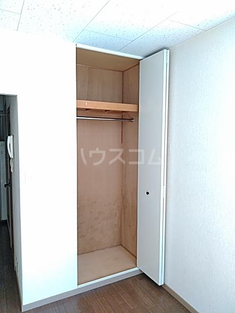 フェリシモK 1-A号室の収納