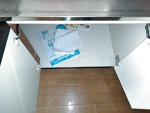 フェリシモK 1-A号室のキッチン