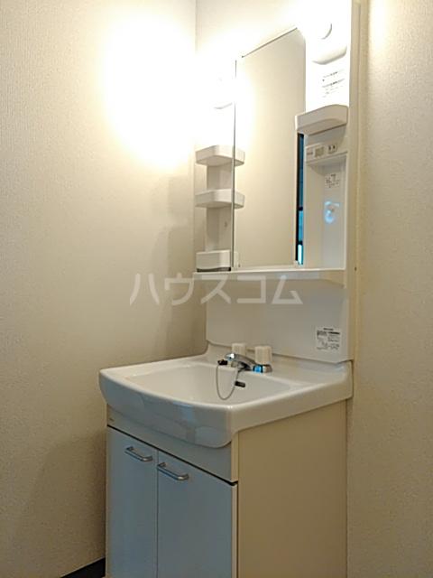 サンフォレスト 202号室の洗面所