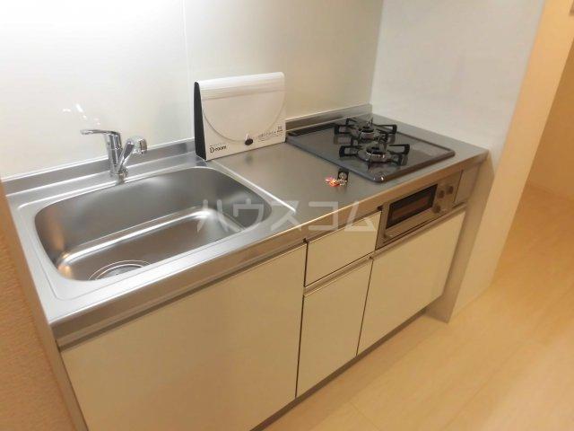 サンエイ烏山ビル 202号室のキッチン