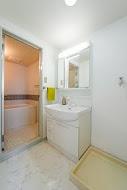 ヴィラパーティス 305号室の洗面所