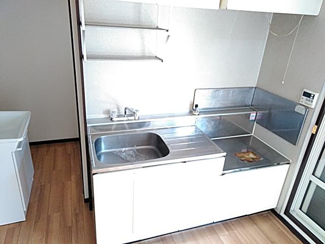 サンシティ本宿 A-202号室の洗面所