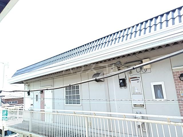 サンシティ本宿 A-202号室のトイレ