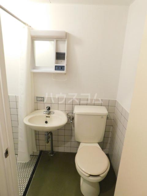 NOOK ヌック 1-B号室の洗面所