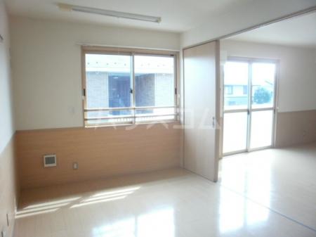 リビングタウン伊奈中央B 201号室の風呂