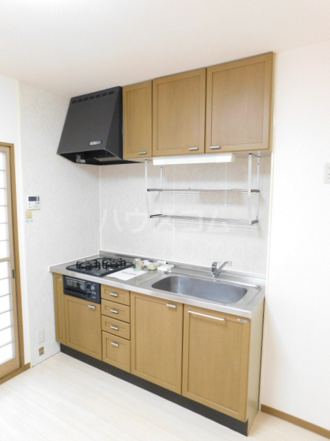 エコーハイツマルオカ 307号室のキッチン