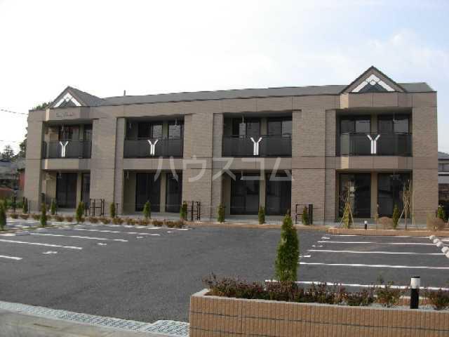 キャナルコート 201号室の駐車場
