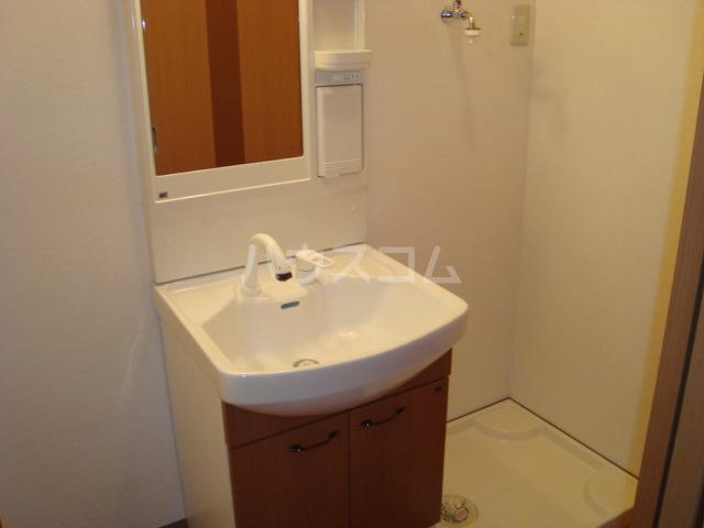 フローラルコート 102号室の洗面所