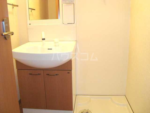 モーツァルト 105号室の洗面所