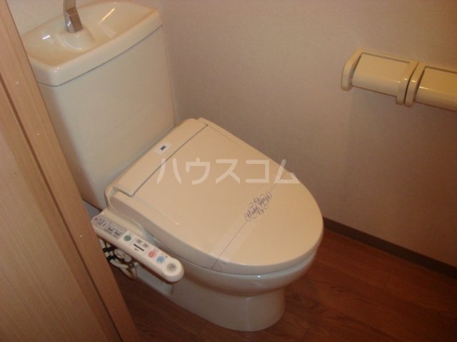 モーツァルト 105号室のトイレ