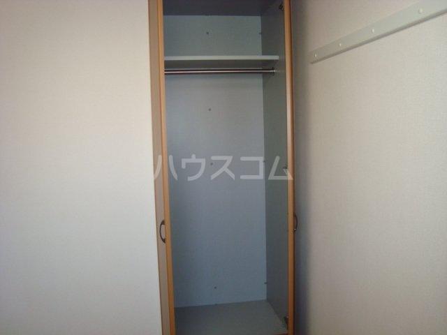 モーツァルト 105号室の収納