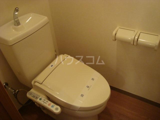 モーツァルト 201号室のトイレ