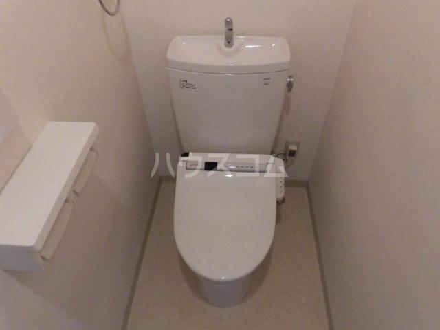 SAikyo SAKURAGI BL 505号室のトイレ