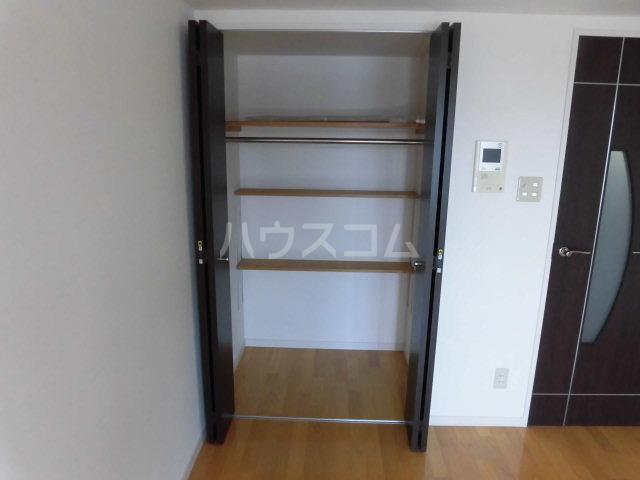 SAikyo SAKURAGI BL 505号室の収納