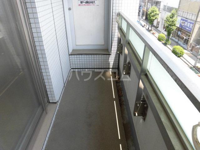 SAikyo SAKURAGI BL 505号室のバルコニー