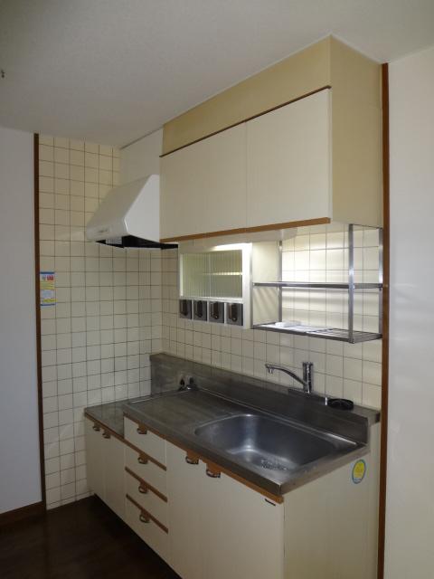 エビデンス上尾 310号室のキッチン