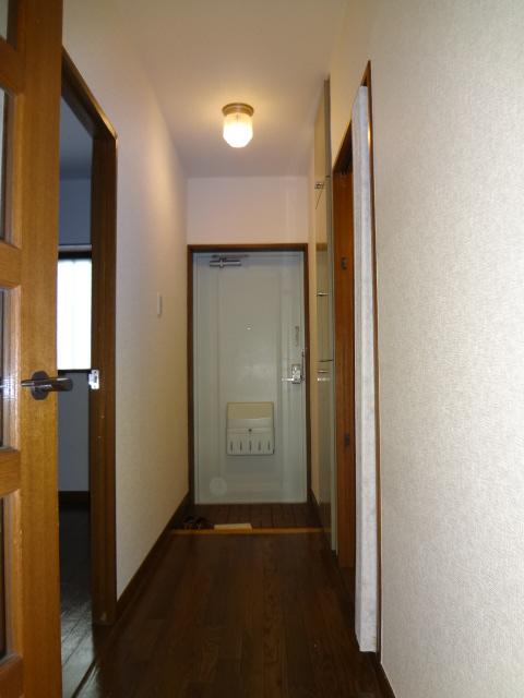 エビデンス上尾 310号室の玄関