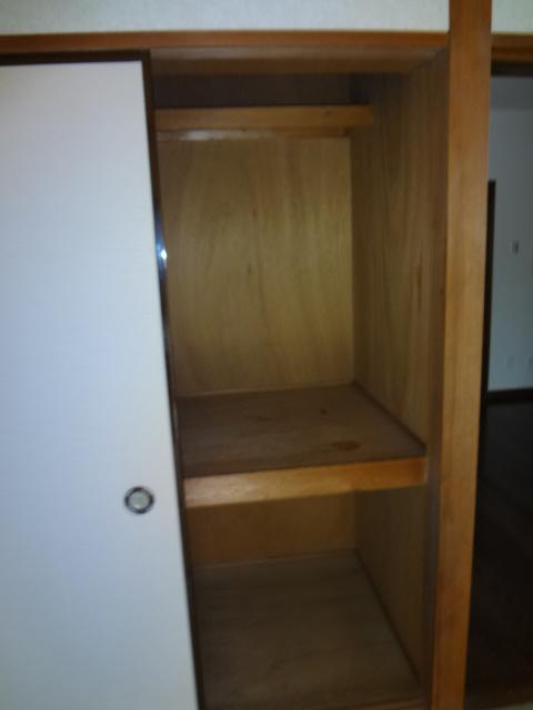 エビデンス上尾 310号室の収納