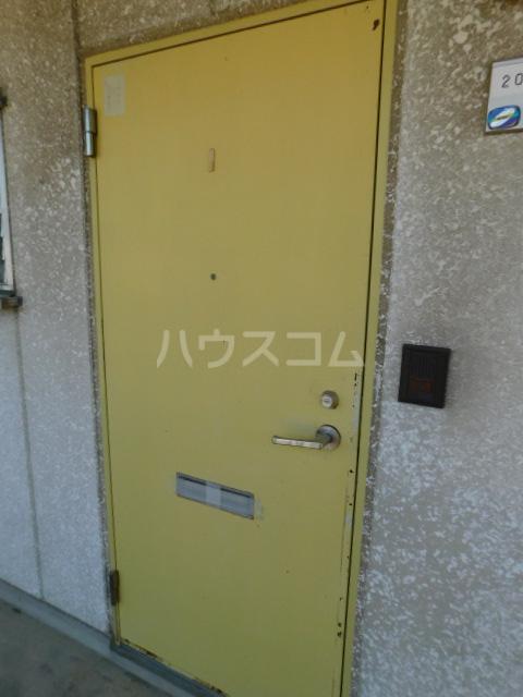 サンモール今泉 201号室の玄関