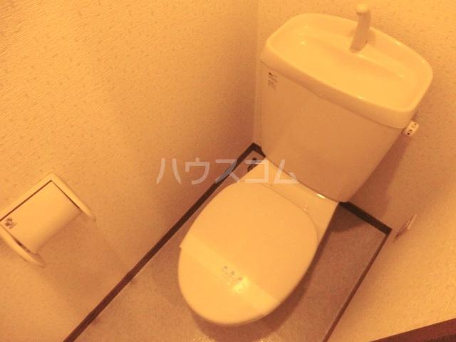 アムール本町東 204号室のトイレ