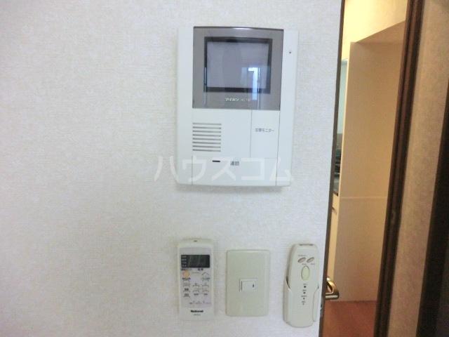 アムール本町東 204号室のセキュリティ